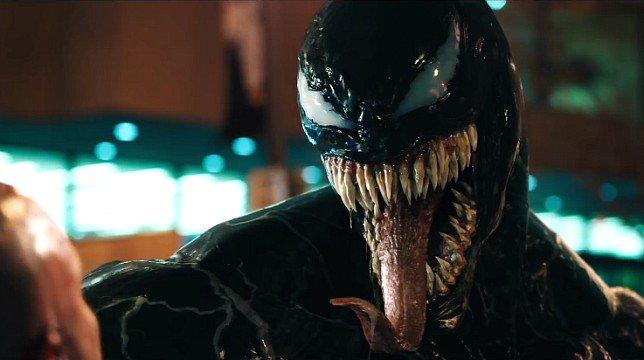 Tom Hardy è Eddie Brock nel trailer italiano di Venom