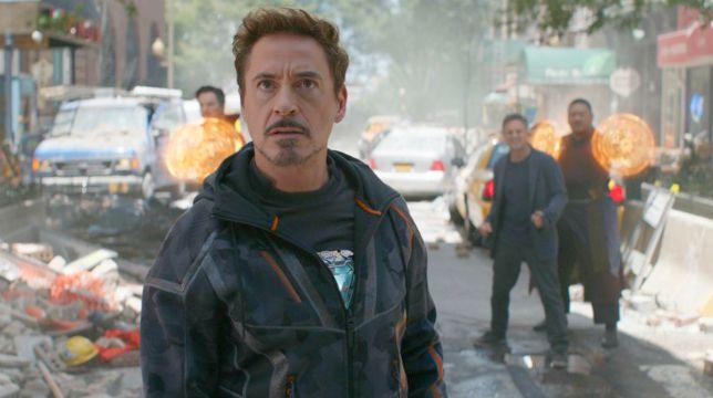 Avengers Infinity War potrebbe battere Star Wars Il Risveglio della Forza?
