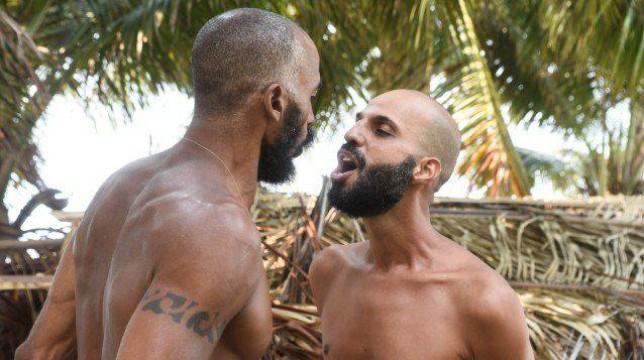 Isola dei Famosi 2018: tra Amaurys e Jonathan è quasi rissa