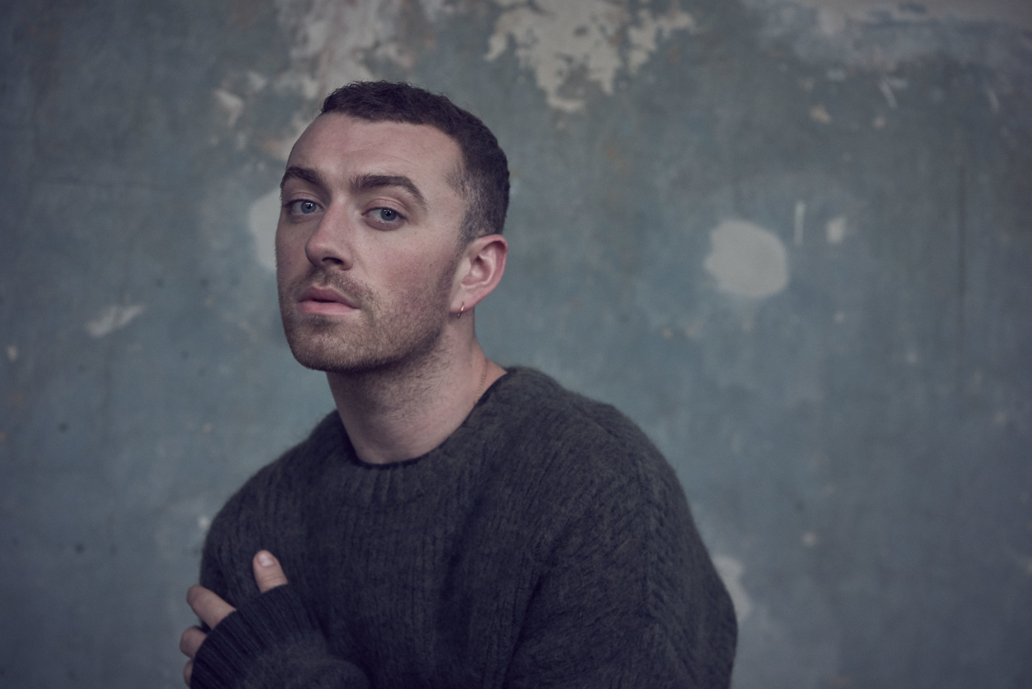 "Sam Smith: Il nuovo singolo è  ""PRAY""  disponibile in una versione inedita con il rapper Logic"