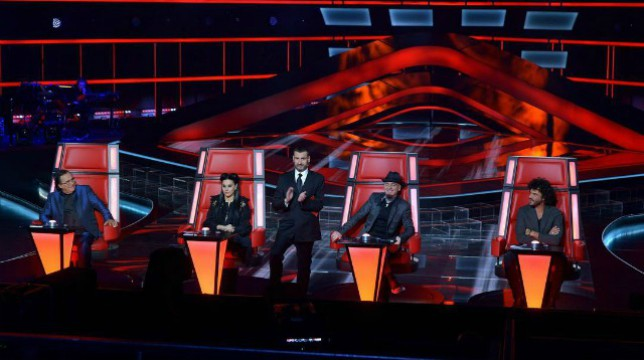 The voice of Italy 2018 secondo turno Knock Out
