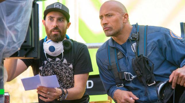 Perché Dwayne Johnson è l'attore ideale secondo il suo regista