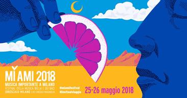 Annunciata la line up completa del MI AMI Festival 2018