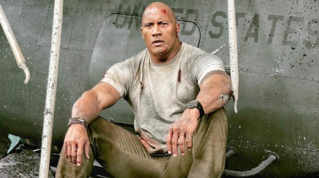 Rampage, perché Dwayne Johnson ha cambiato il finale del film