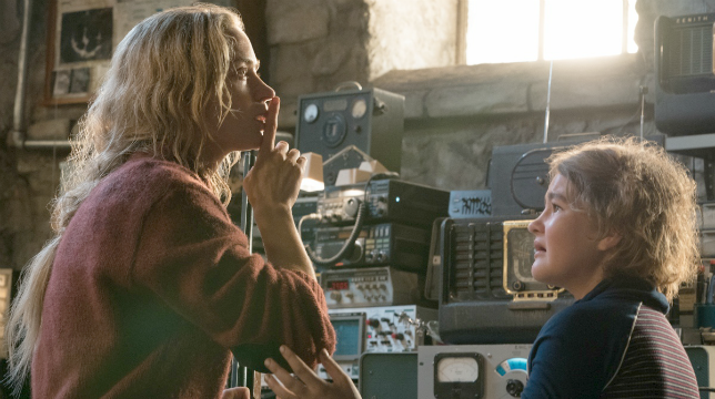 "Stephen King: ""A Quiet Place è un film straordinario"""