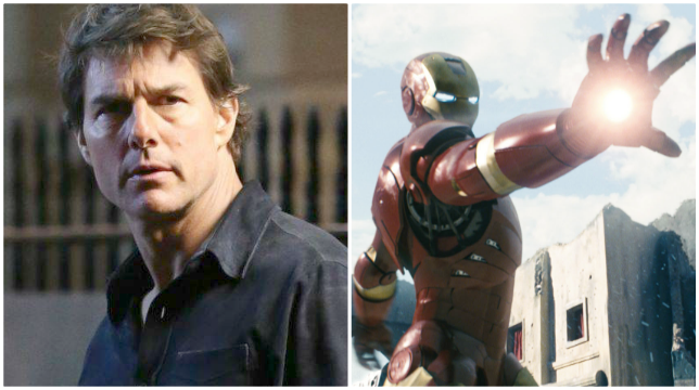 Tom Cruise poteva essere Tony Stark in Iron Man e Avengers?