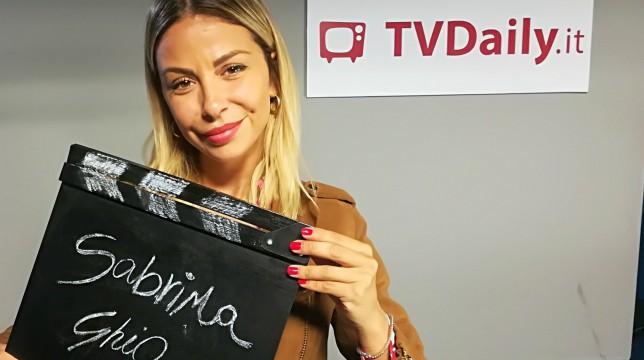 Uomini e Donne: i ciak di Tvdaily, questa settimana abbiamo giocato con Sabrina Ghio
