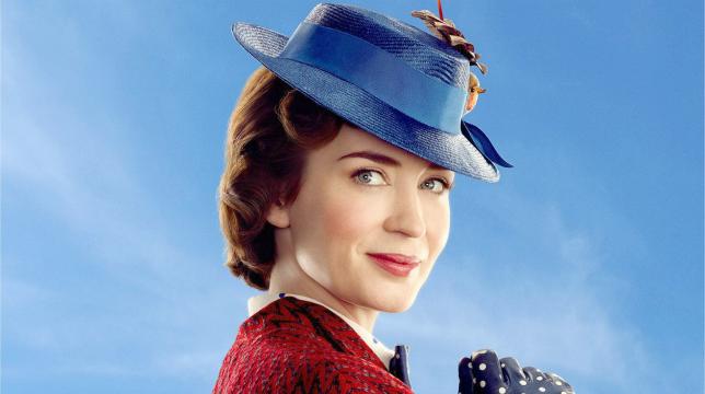 Il ritorno di Mary Poppins, Emily Blunt confessa le sue paure