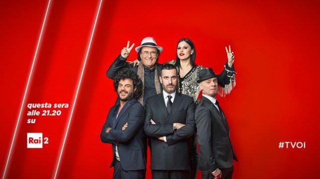 The Voice of Italy 2018: stasera, giovedì 3 maggio 2018, la semifinale