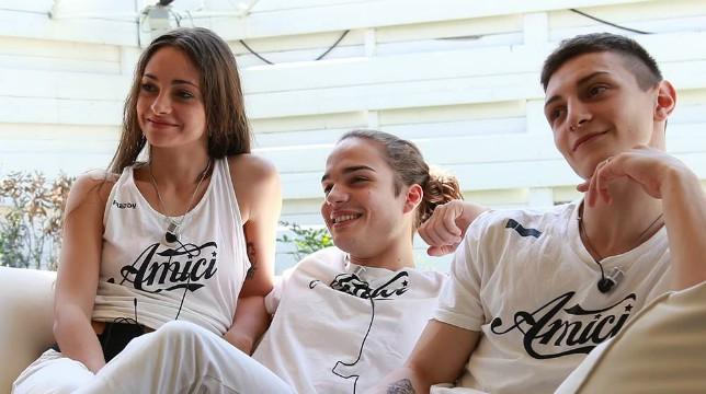 Amici 17: Alessandra Celentano replica alle offese di Valentina e Luca, Zic attacca Carmen