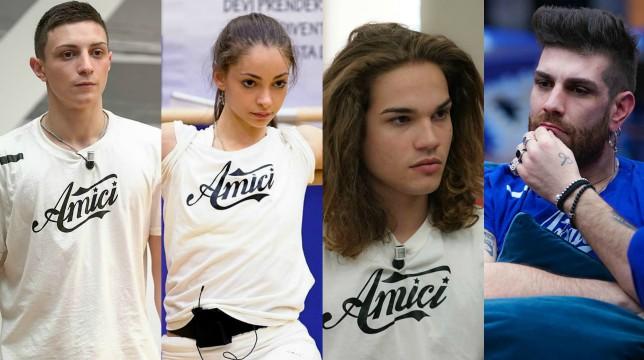 Amici 17: Valentina, Zic, Luca e Matteo eliminati, trionfa Irama