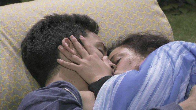 Grande Fratello 2018: scatta il primo bacio tra Matteo Gentili e Alessia Prete