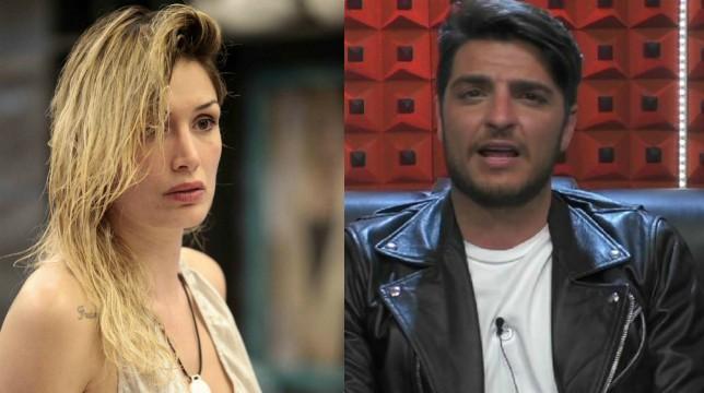 Grande Fratello 2018, altra lite furibonda nella notte: Mariana Falace contro Luigi Favoloso