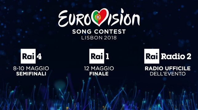 Eurovision Song Contest 2018, prima puntata: dove e come seguire la gara in TV