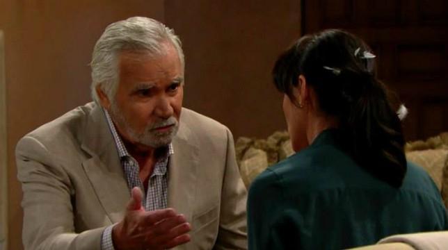 Anticipazioni Beautiful 10 maggio 2018: Quinn ed Eric discutono a causa di Sheila