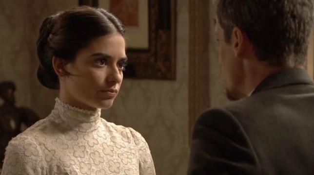 Anticipazioni Una Vita 10 maggio 2018: Teresa è sconvolta dalla lettera di Sara