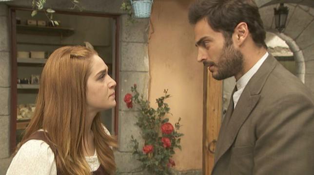 Anticipazioni Il Segreto 11 maggio 2018: Saul lascia Julieta