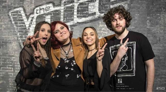 The Voice of Italy 2018: stasera, giovedì 10 maggio 2018, la finale