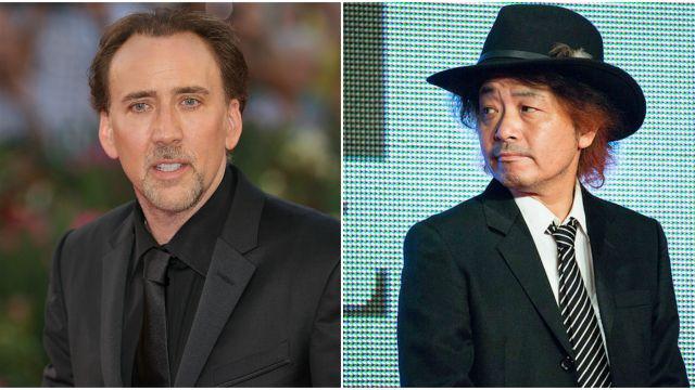 Nicolas Cage protagonista del debutto in lingua inglese del giapponese Sion Sono