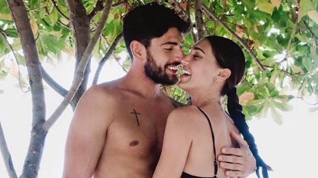 """Grande Fratello Vip 2, Cecilia Rodriguez e Ignazio Moser: """"Ci piacerebbe avere un bambino tutto nostro"""""""