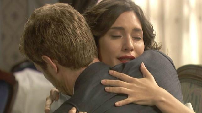 Anticipazioni Il Segreto 15 maggio 2018: L'addio di Camila a Nicolas