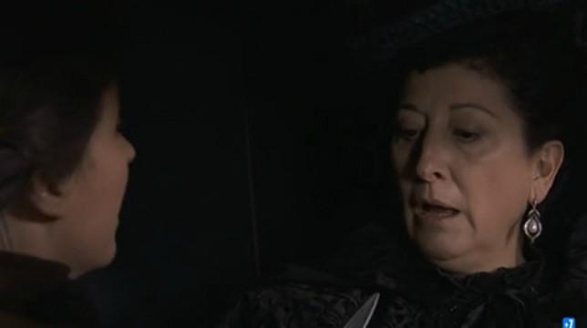 Anticipazioni Una Vita 15 maggio 2018: Cayetana assolda Elena per vendicarsi di Ursula