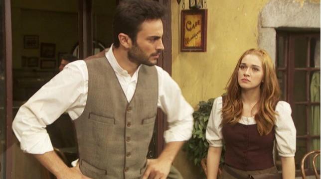 Anticipazioni Il Segreto 23 maggio 2018: litigio tra Julieta e Saul in piazza