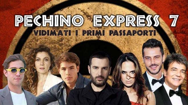 Pechino Express 7: il cast della nuova edizione