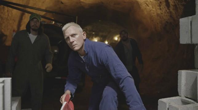 Daniel Craig La Truffa dei Logan