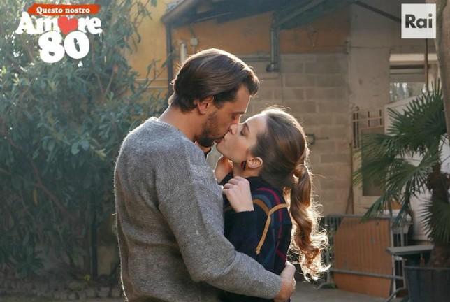 Questo nostro amore 80 crisi Bernardo e Benedetta