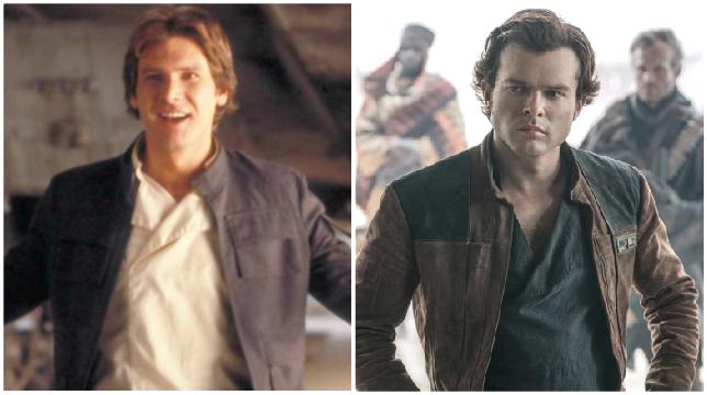Harrison Ford a sorpresa nelle interviste di Solo A Star Wars Story