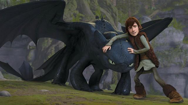Dragon Trainer: il film in onda stasera 29 maggio su Paramount Channel