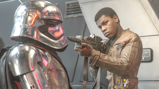 John Boyega anticipa l'aspetto di Finn in Star Wars Episodio IX