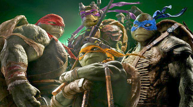 Tartarughe Ninja con Megan Fox: il film stasera su TV8