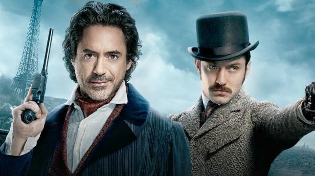 Sherlock Holmes 3 arriva ufficialmente nel Natale 2020