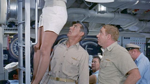 Operazione sottoveste di Blake Edwards: il film stasera su La7