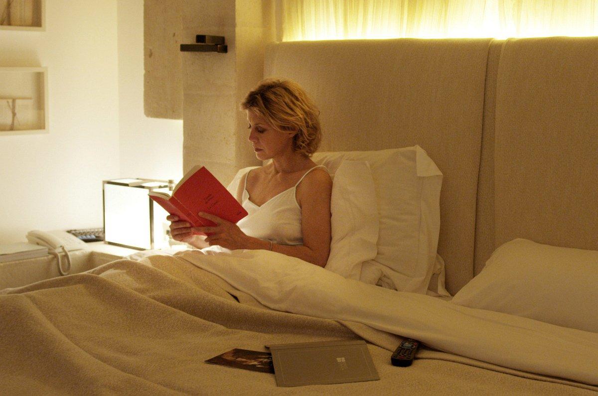Viaggio sola: il film stasera su Rai Movie