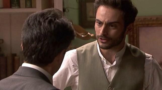 Anticipazioni Il Segreto 5 giugno 2018: Saul contro Carmelo per difendere Francisca