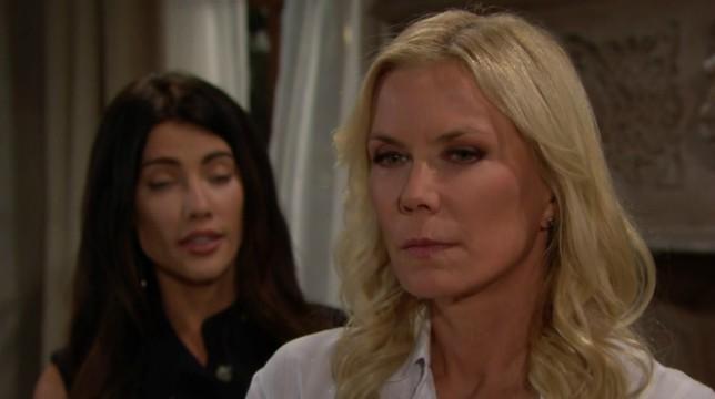 Anticipazioni Beautiful 8 giugno 2018: Brooke non perdona Bill