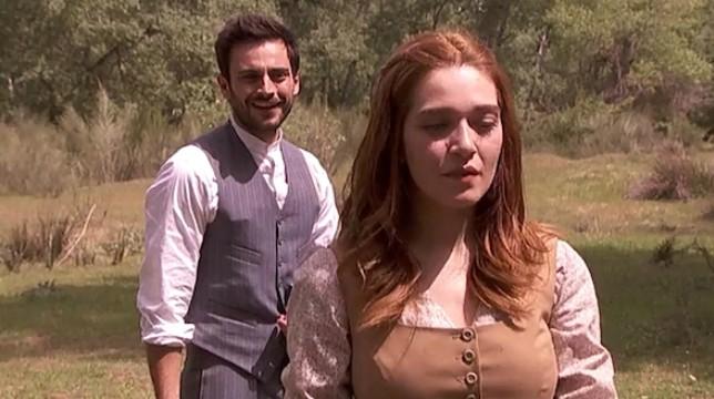 Anticipazioni Il Segreto martedì 12 giugno 2018: Saul si lascia convincere da Julieta a non far esplodere la diga