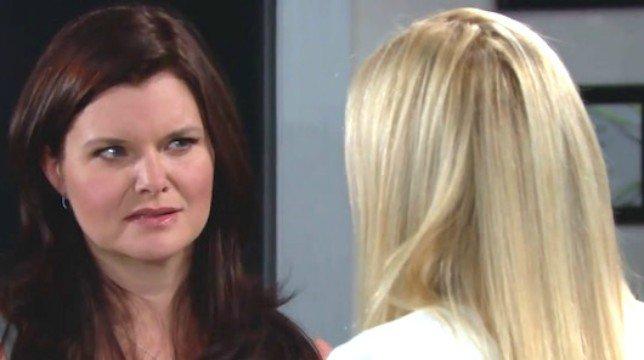 Anticipazioni Beautiful mercoledì 13 giugno 2018: Katie è sconvolta dalle rivelazioni di Brooke