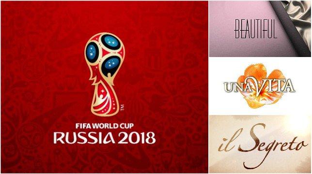 Mondiali Russia 2018: giovedì 14 giugno 2018 la cerimonia di apertura sostituirà le soap