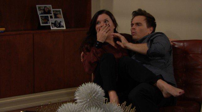 Beautiful Anticipazioni del 21 giugno 2018: Eric vede Wyatt e Katie baciarsi