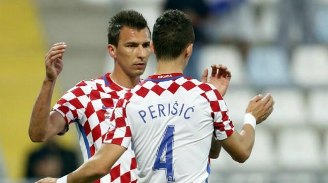 Mondiali 2018 Croazia vs Nigeria Mandzukic Perisic