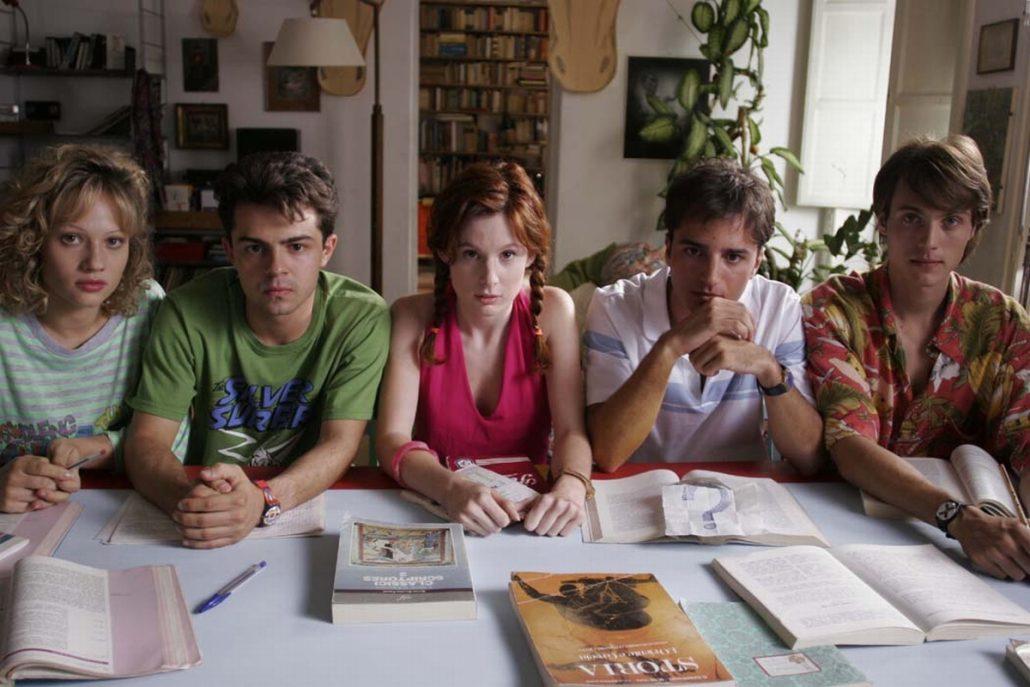 Notte prima degli esami: il film stasera su TV8