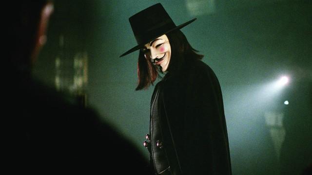 V per Vendetta: il film stasera su 20