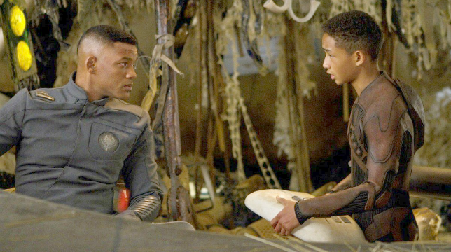 After Earth con Will Smith, il film stasera su Cine Sony