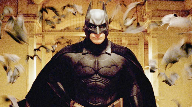 Batman Begins di Christopher Nolan, il film stasera su 20