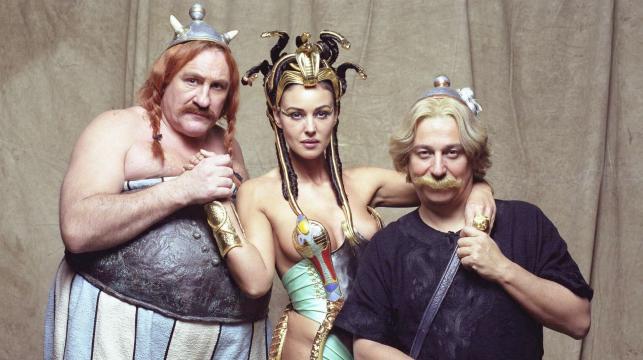 Asterix e Obelix Missione Cleopatra, il film stasera su Paramount Channel