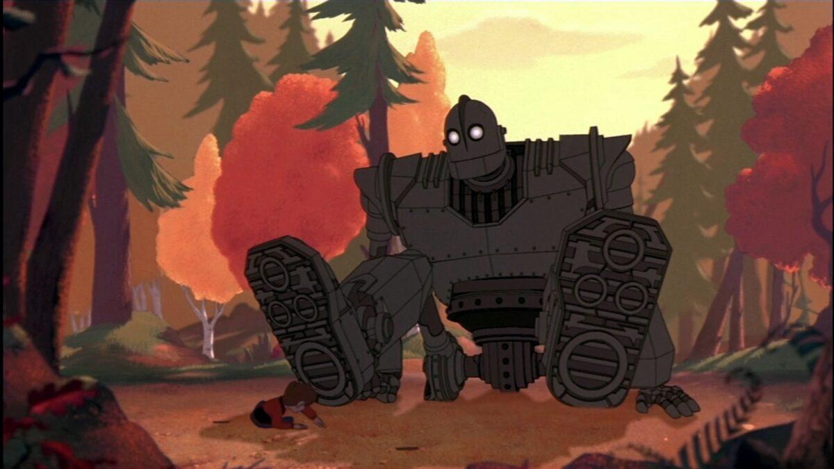 Il gigante di ferro: il film d'animazione stasera su Paramount Channel alle 21:10